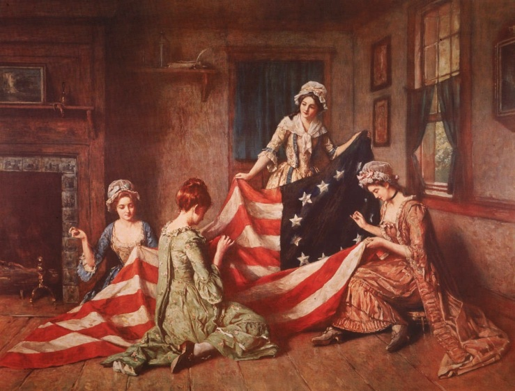 Blog - 06-23 - Flag - Betsy Ross Picture 1776 002